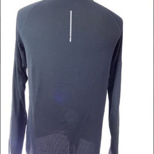 Nike Jackets & Coats - Nike Men's Dri-Fit Quarter Zip Long Sleeve Black